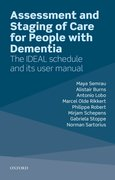 Cover for Assessment and Staging of Care for People with Dementia - 9780198828075