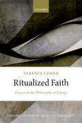 Cover for Ritualized Faith