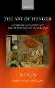 Cover for The Art of Hunger