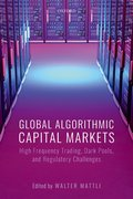 Cover for Global Algorithmic Capital Markets
