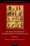 Cover for The New Histories of International Criminal Law