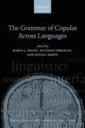 Cover for The Grammar of Copulas Across Languages - 9780198829867