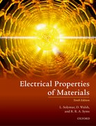 Cover for Electrical Properties of Materials