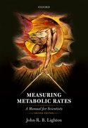 Cover for Measuring Metabolic Rates