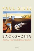 Cover for Backgazing: Reverse Time in Modernist Culture