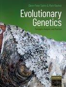 Cover for Evolutionary Genetics