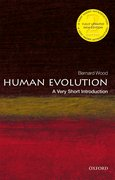 Cover for Human Evolution: A Very Short Introduction