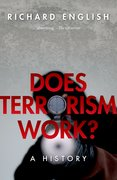 Cover for Does Terrorism Work? - 9780198832027