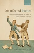 Cover for Disaffected Parties