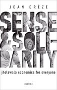 Cover for Sense and Solidarity