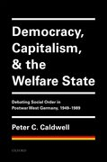 Cover for Democracy, Capitalism, and the Welfare State