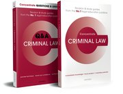 Cover for Criminal Law Revision Concentrate Pack