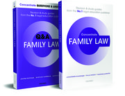 Cover for Family Law Revision Concentrate Pack