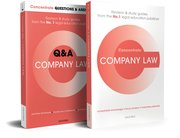Cover for Company Law Revision Concentrate Pack