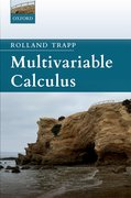 Cover for Multivariable Calculus