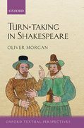 Cover for Turn-taking in Shakespeare