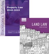 Cover for De Montfort University Land Law Pack