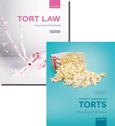 Cover for University of the West of England - Tort Law Pack
