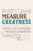 Cover for The Measure of Greatness