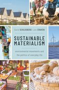 Cover for Sustainable Materialism