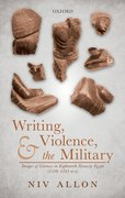 Cover for Writing, Violence, and the Military