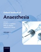 Cover for Oxford Textbook of Anaesthesia