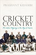 Cover for Cricket Country - 9780198843139