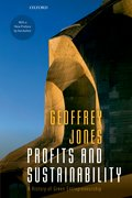 Cover for Profits and Sustainability