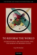 Cover for To Reform the World