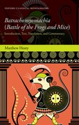 Cover for <i>Batrachomyomachia</i> (<i>Battle of the Frogs and Mice</i>)