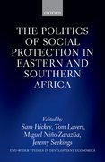 Cover for The Politics of Social Protection in Eastern and Southern Africa