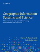 Cover for Geographic Information Systems and Science