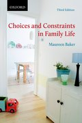 Cover for Choices and Constraints in Family Life