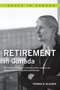 Cover for Retirement in Canada