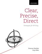 Cover for Clear, Precise, Direct