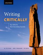 Cover for Writing Critically
