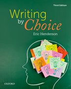 Cover for Writing by Choice