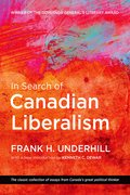 Cover for In Search of Canadian Liberalism