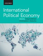 Cover for International Political Economy