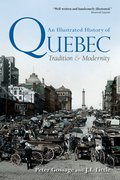 Cover for An Illustrated History of Quebec