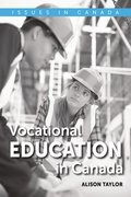 Cover for Vocational Education in Canada