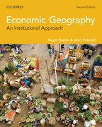 Cover for Economic Geography