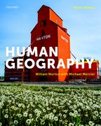 Cover for Human Geography