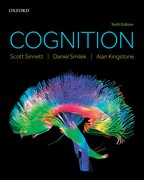 Cover for Cognition - 9780199019700