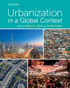 Cover for Urbanization in a Global Context
