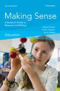 Cover for Making Sense in Education