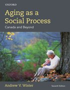 Cover for Aging as a Social Process