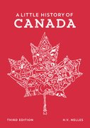 Cover for A Little History of Canada - 9780199028771