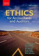 Cover for Ethics for Accountants and Auditors