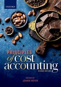 Cover for Principles of Cost Accounting